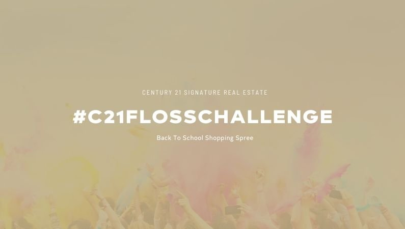 Back To School #C21FlossChallenge