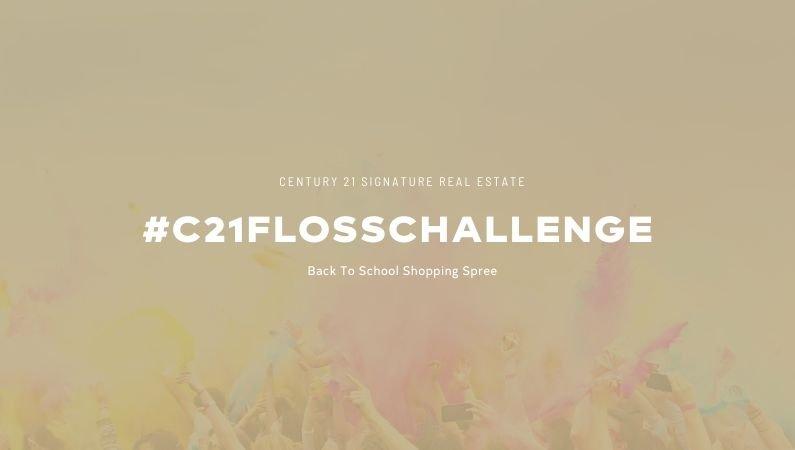 Back To School #C21FlossChallenge
