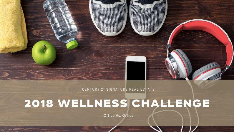 2018 Wellness Challenge Winners